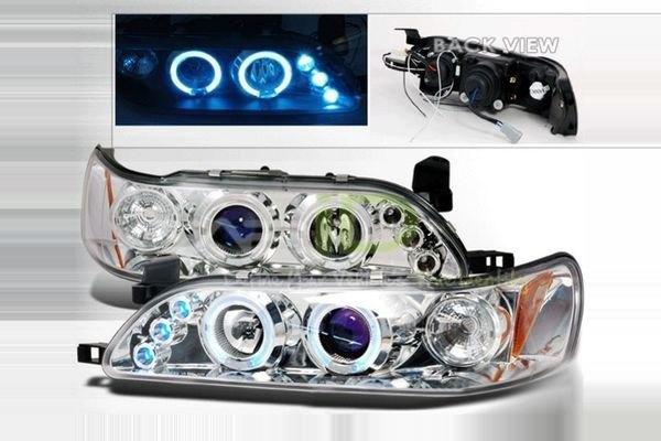 Toyota Halo Headlights