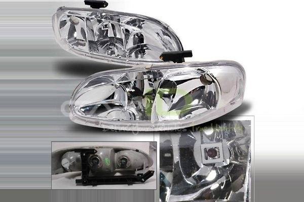 Chevy Halo Headlights