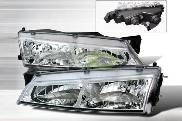 1998 1999 Nissan Altima Halo Headlights