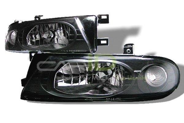 2002 2006 Nissan Altima Halo Headlights