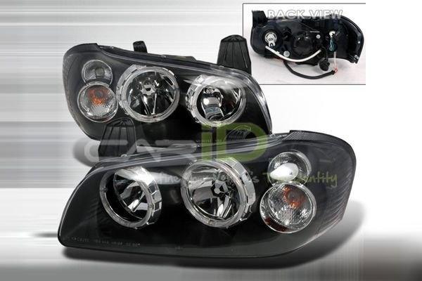 2000 2003 Nissan Maxima Halo Headlights