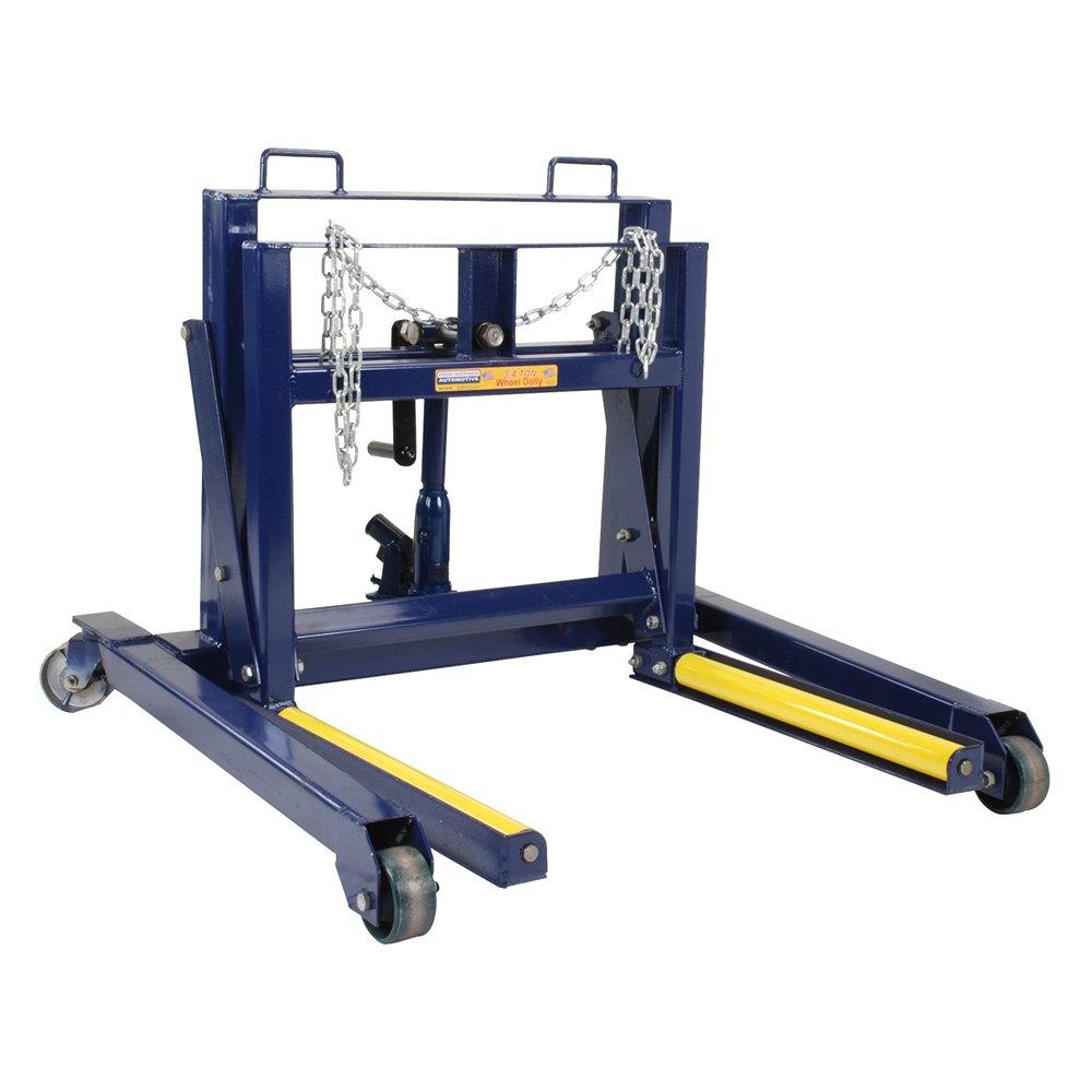 Fork Lift Wheels : Omega lift equipment hw ton wheel dolly