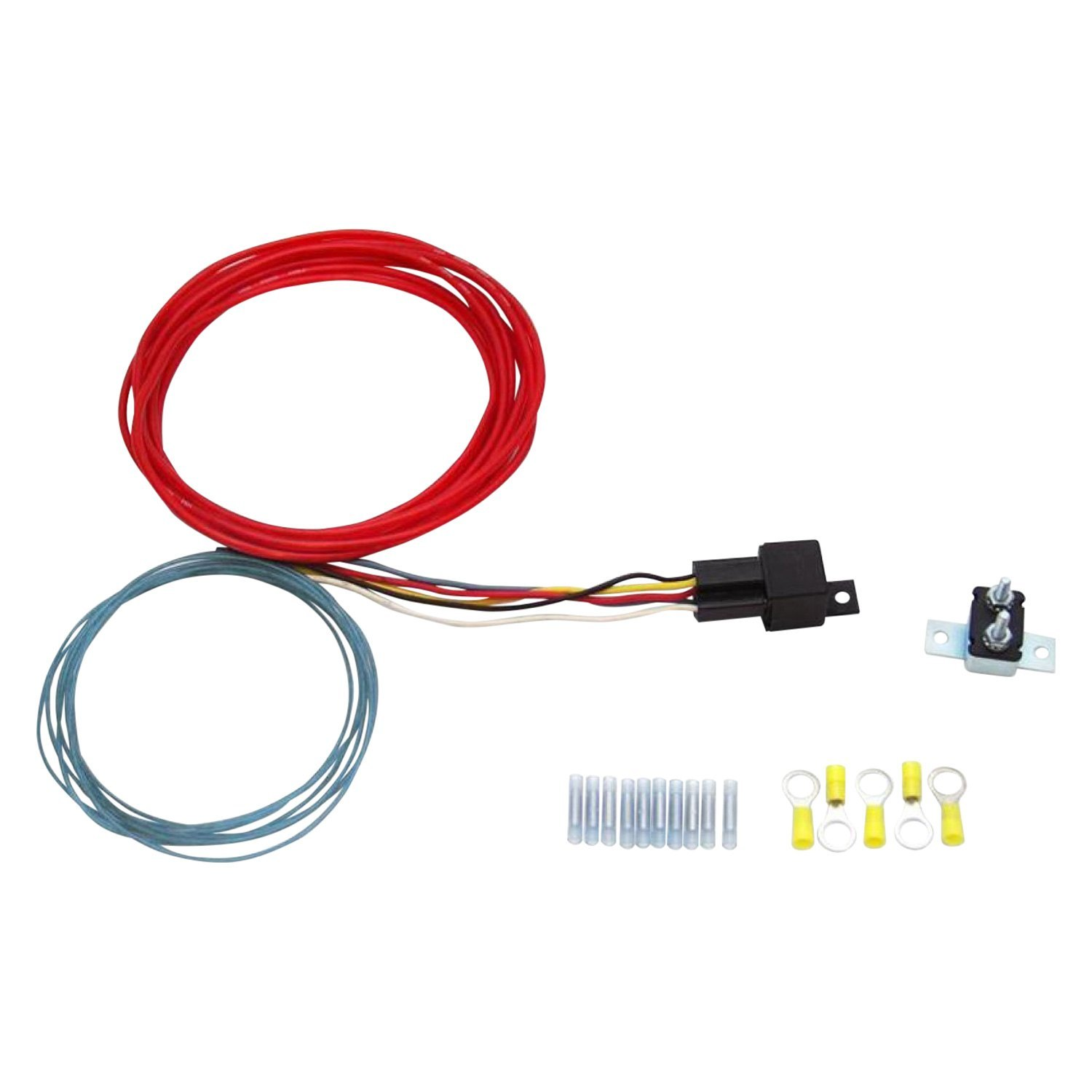 helix 174 hexharn16 single air compressor wire harness kit