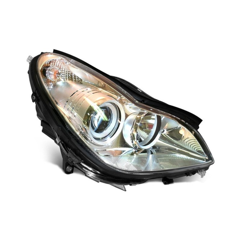 Hella mercedes cls500 cls55 amg 2006 replacement for Mercedes benz headlight replacement
