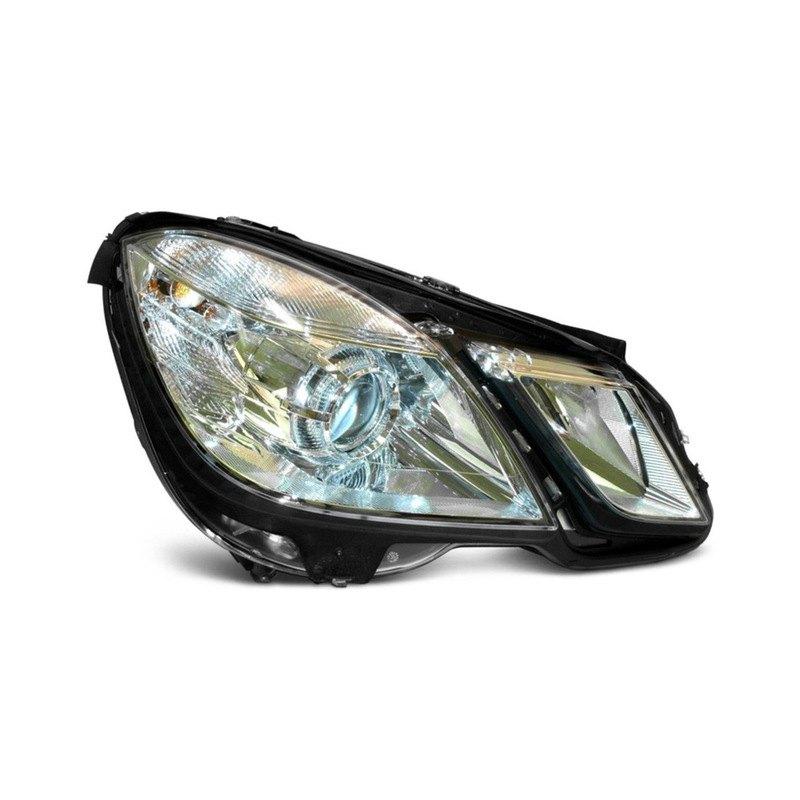 Mercedes benz e350 10 14 hella 010800081 passenger side for Mercedes benz aftermarket headlights