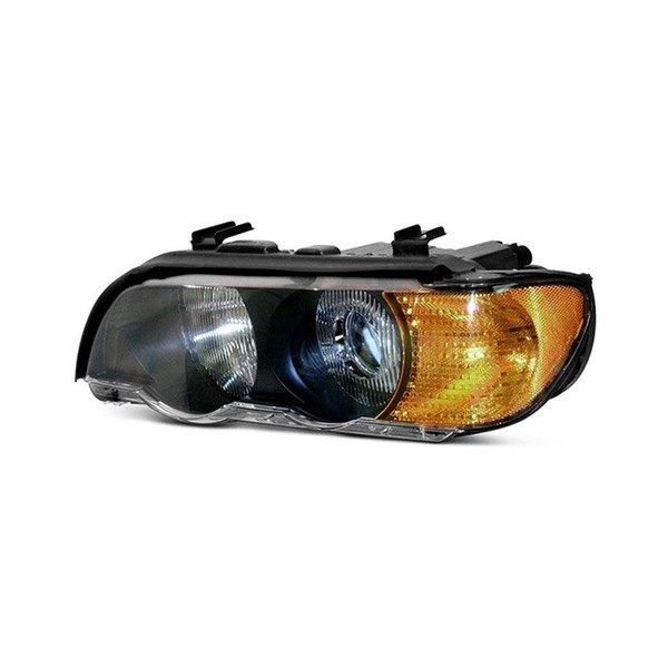Bmw Xenon Headlights: BMW X5 With Factory HID/Xenon Headlights 2000