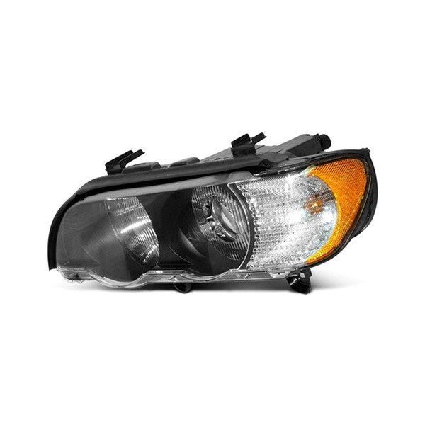 Bmw Xenon Headlight Replacement: BMW X5 With Factory HID/Xenon Headlights 2000
