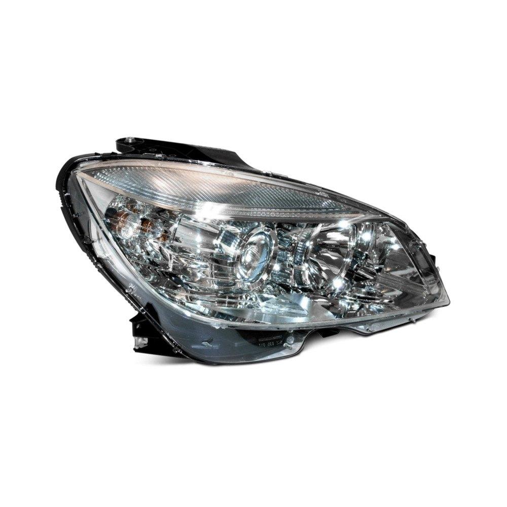 Hella 354422181 passenger side replacement headlight for Mercedes benz c300 headlights