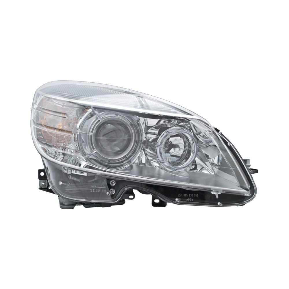 Hella mercedes c250 c300 c350 c63 amg 2010 for Mercedes benz headlight replacement