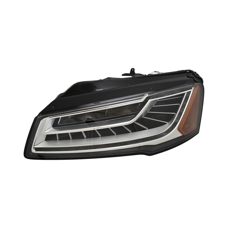 Audi A8 Headlights : Hella audi a quattro replacement headlight
