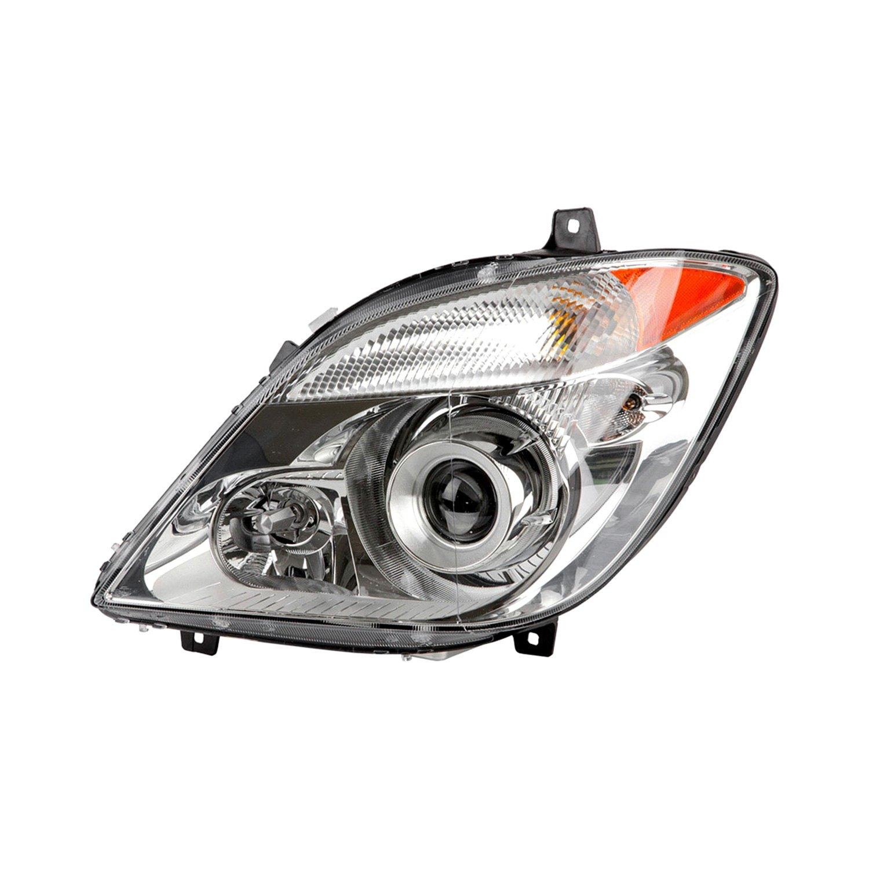 Headlight Replacement Driverside Mercedes