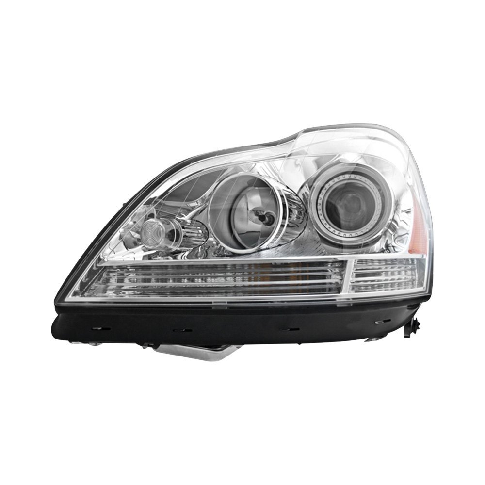 Service manual how to adjust headlights 2011 mercedes for Mercedes benz headlight bulb