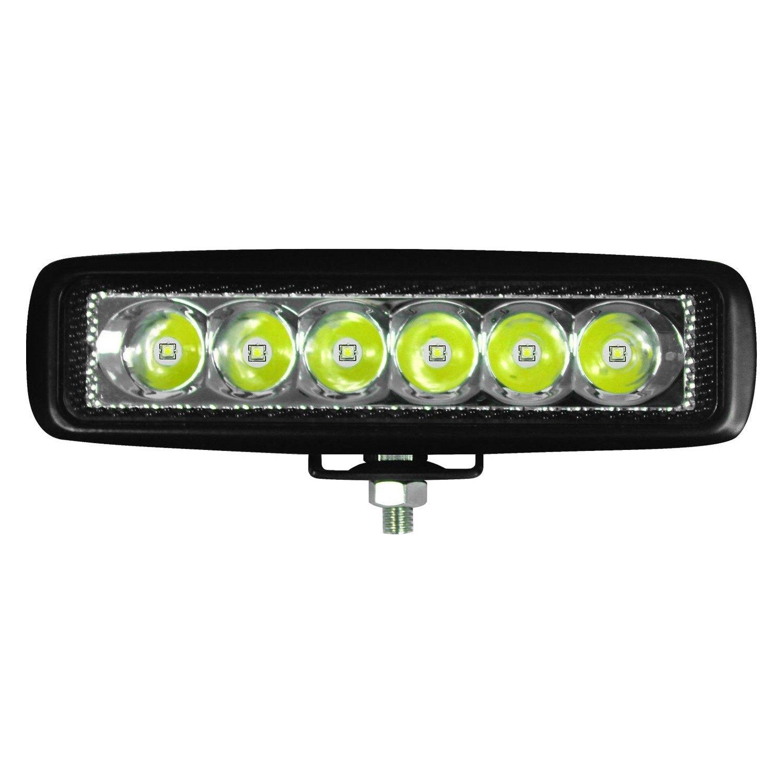 "Slim Led Garage Lights: ValueFit Mini Flush Mount 6"" 18W Slim"