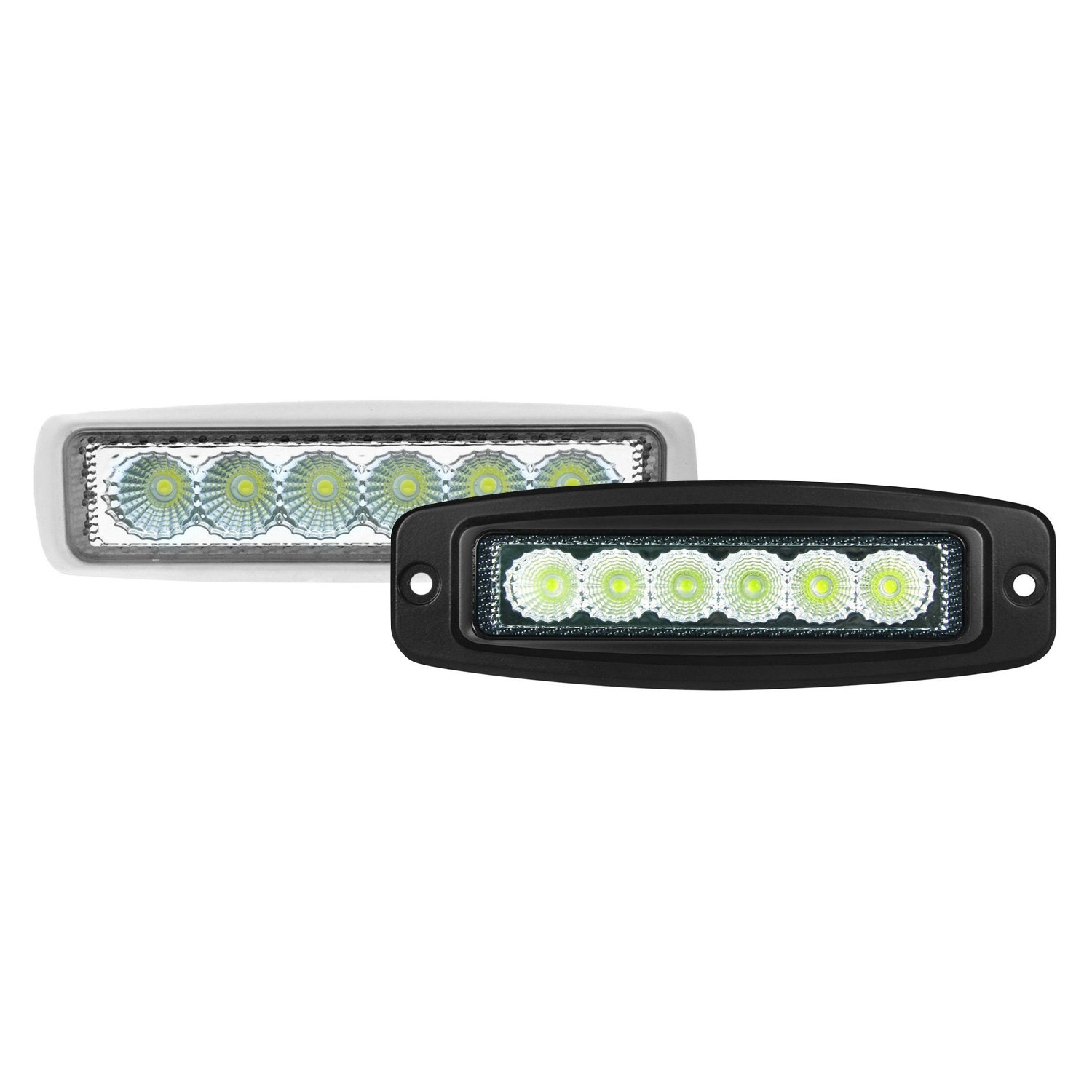 Hella valuefit mini 6 18w slim led light bar hella valuefit mini slim led light bars aloadofball Image collections