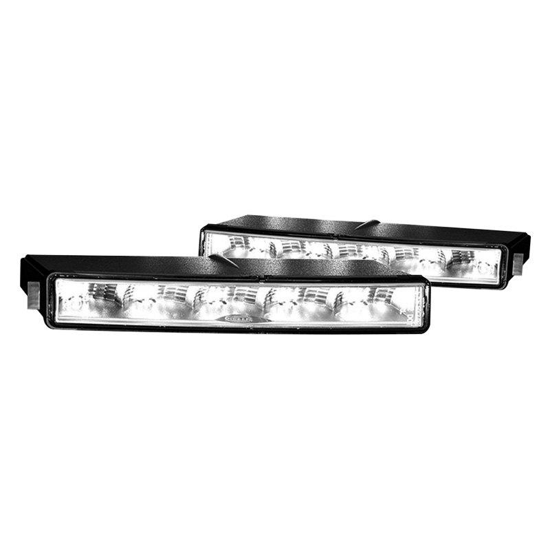 Slim Led Garage Lights: Rectangular Slim LED Daytime Running