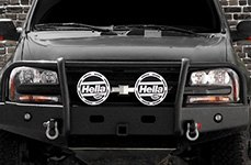 Hella® - Off-Road Lights on Chevy Silverado