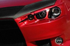 Hella® - Projector Headlights on Mitsubishi Lancer X