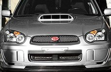 Hella® - Euro Headlights on Subaru WRX STI