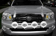 Hella® - Off-Road Lights on Toyota Tacoma