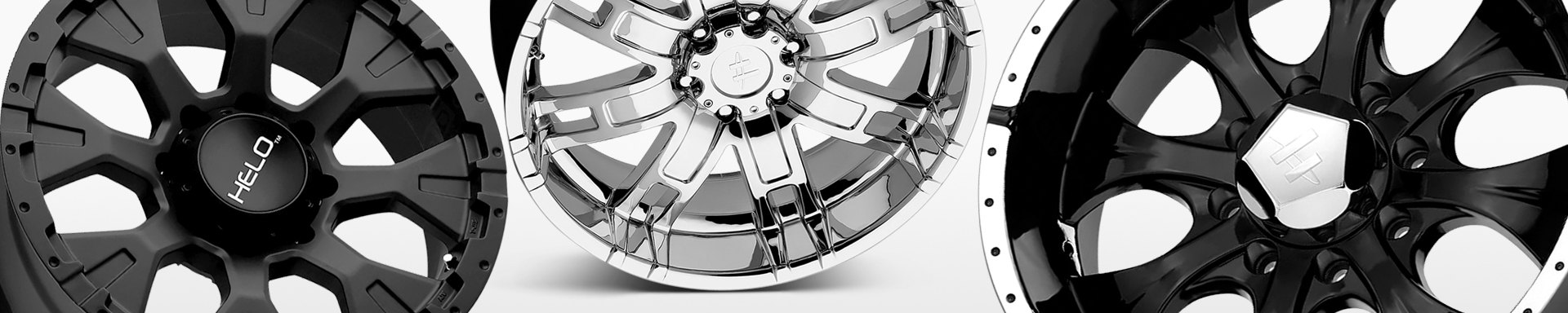Universal Helo WHEELS & RIMS