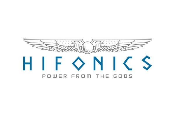 Hifonics® BRZ12SQD4 - 12