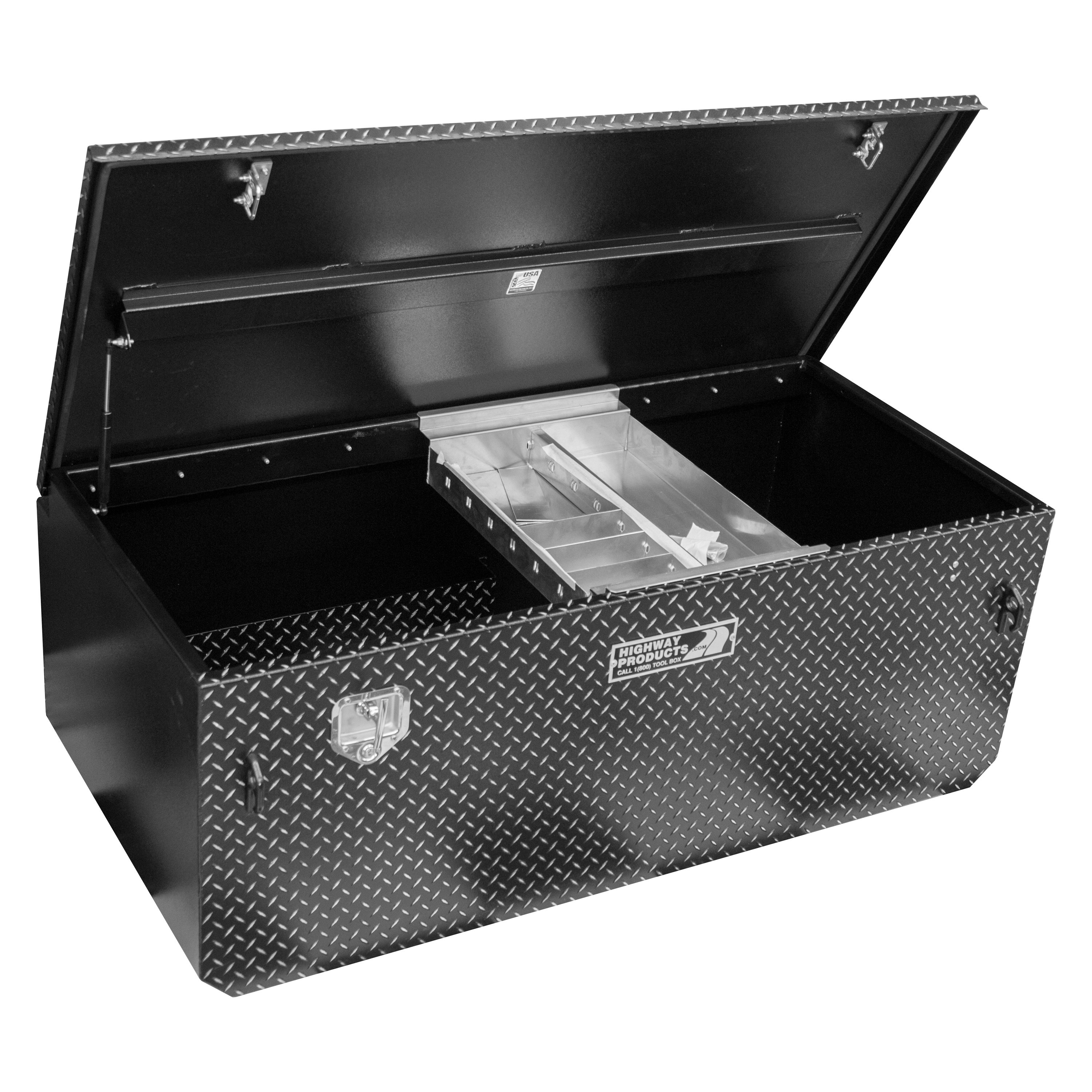 Ford Tool Box : Highway products ford f  th wheel tool box