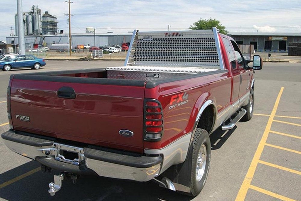 highway products® - ford f-250 super duty 2000 5th wheel tool box