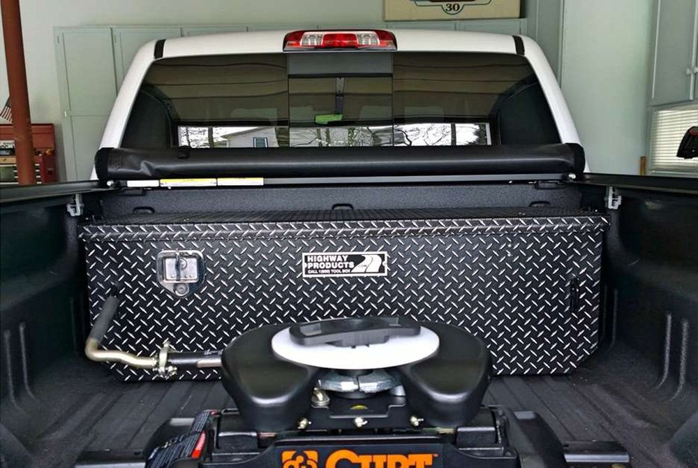 highway products® - 5th wheel tool box
