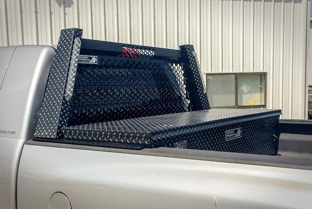 highway products® - low profile tool box