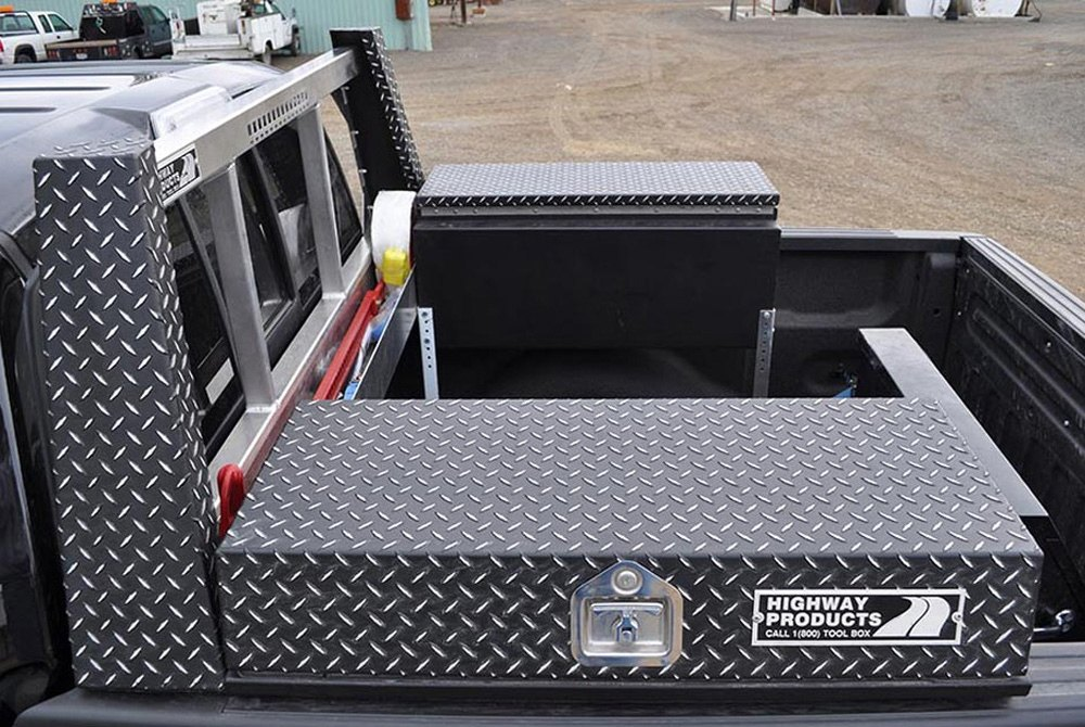Highway Products 174 Low Side Tool Box