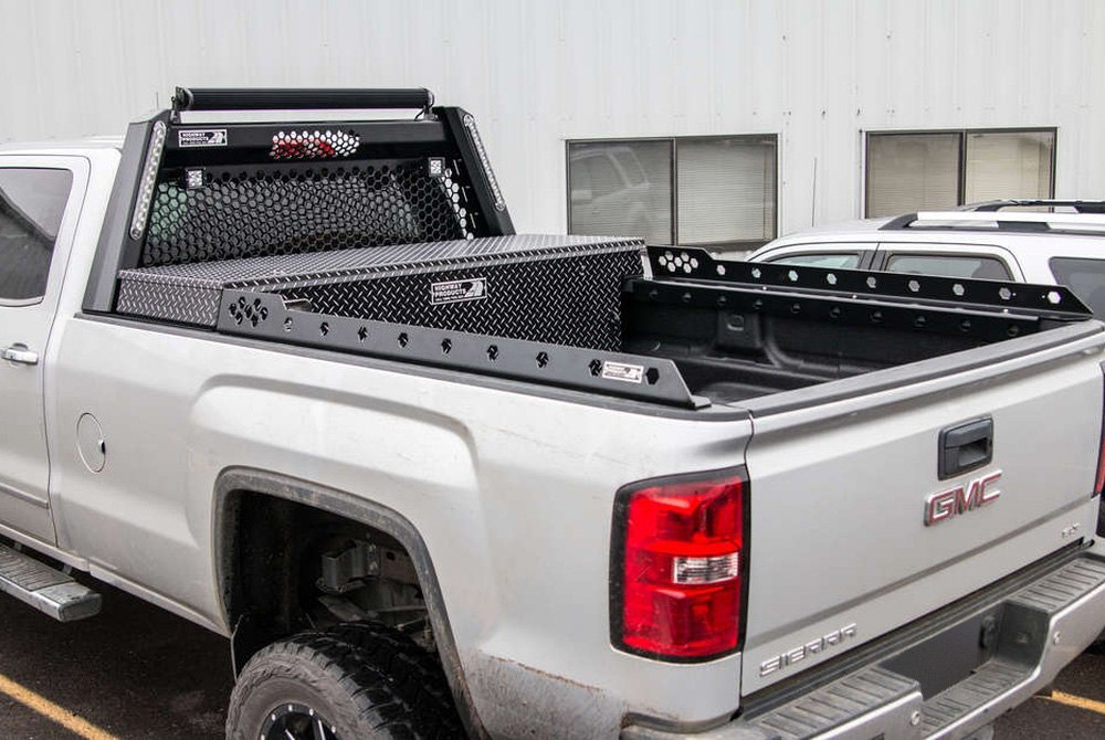 ranger for sierra rail chrome ram truck ford silverado duty bed rails super accessories