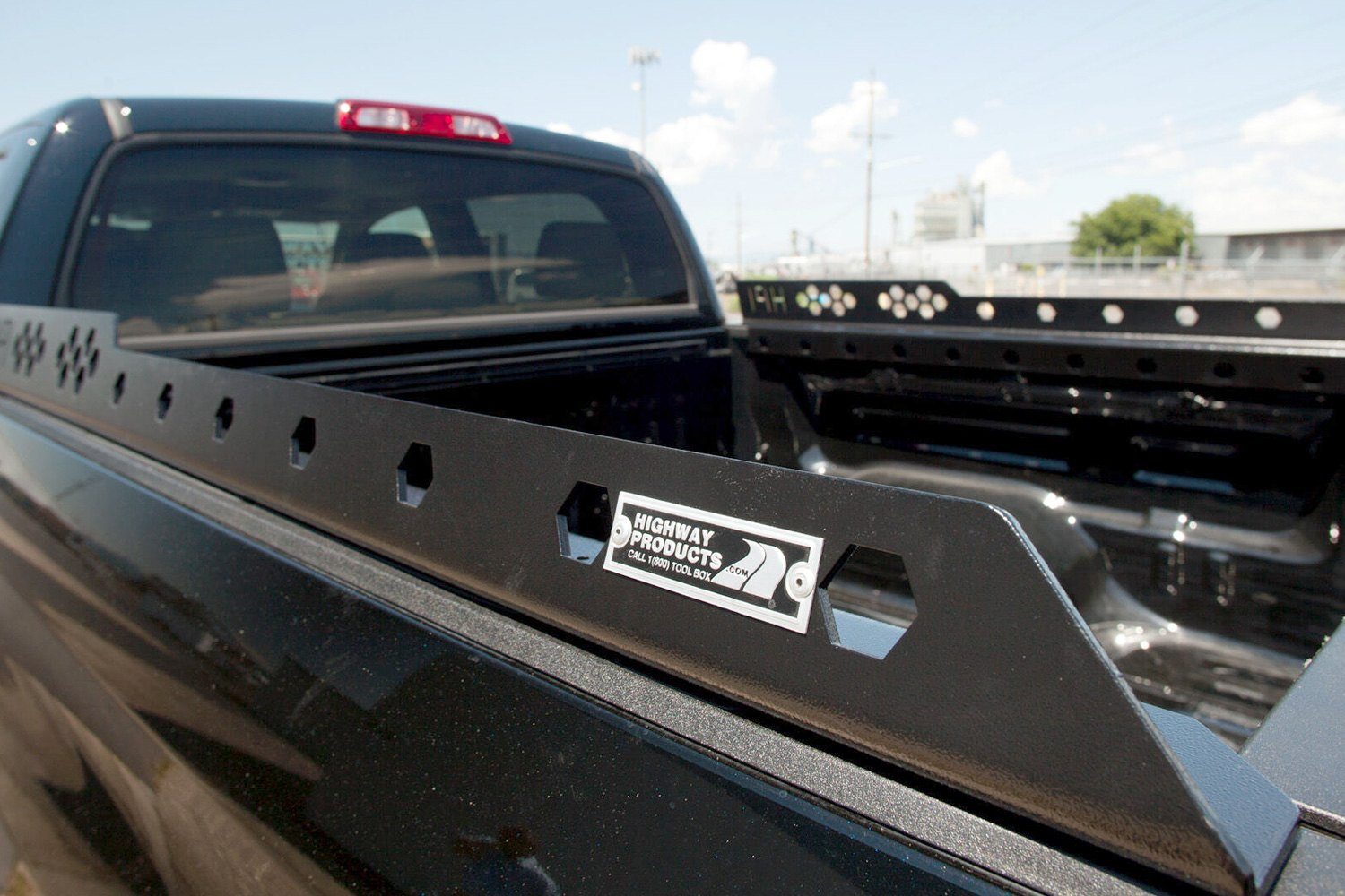 Truck Side Rails >> Highway Products Truck Bed Rails