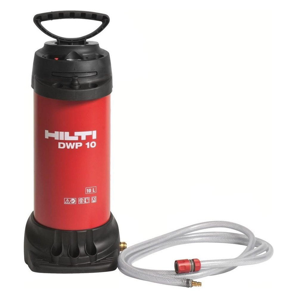 Portable Water Tanks : Hilti  portable water supply tank
