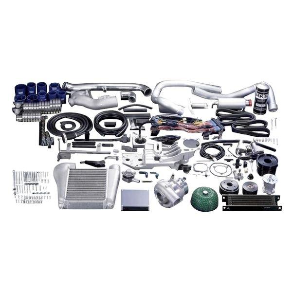 Used Hks Turbo: GTS4015HP Supercharger Kit