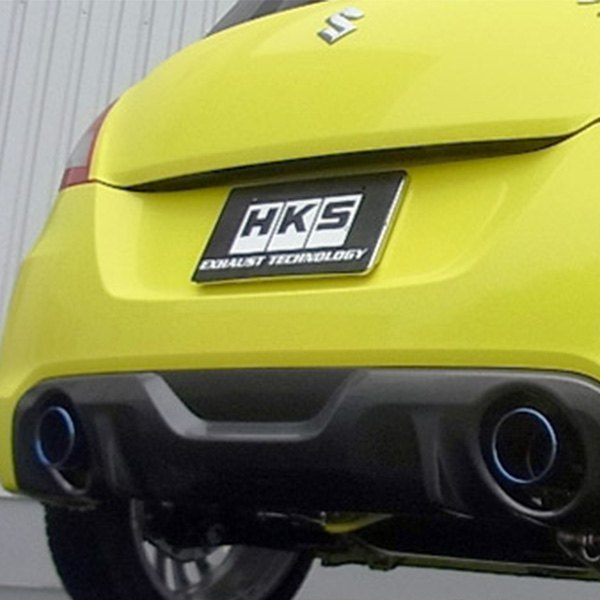 HKS® - Legamax Premium Series™ 304 SS Exhaust System with Split Rear Exit