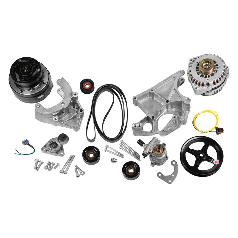 holley u00ae  iv   2006 accessory drive kit