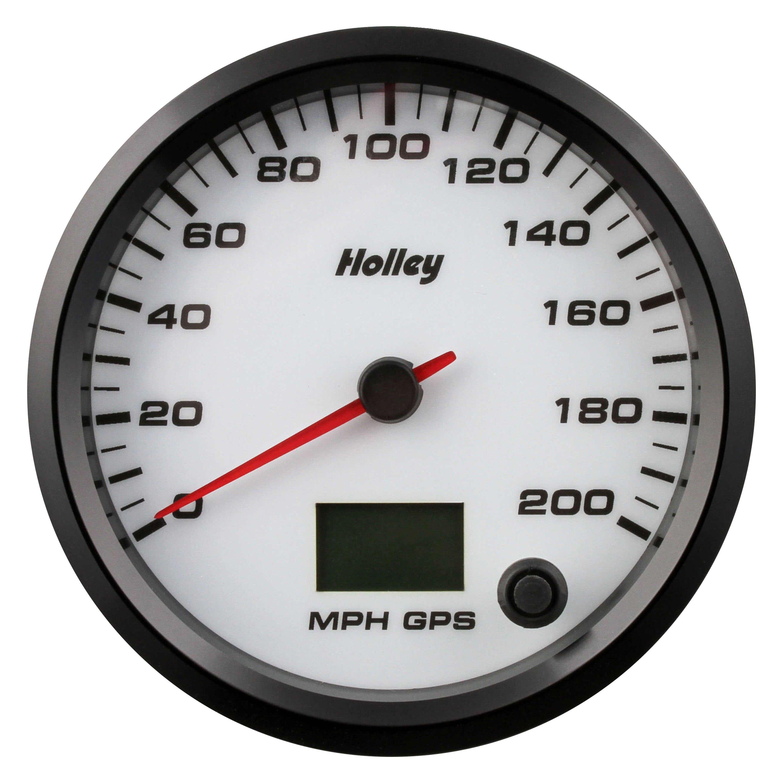 Holley® - Analog Style Series Speedometers