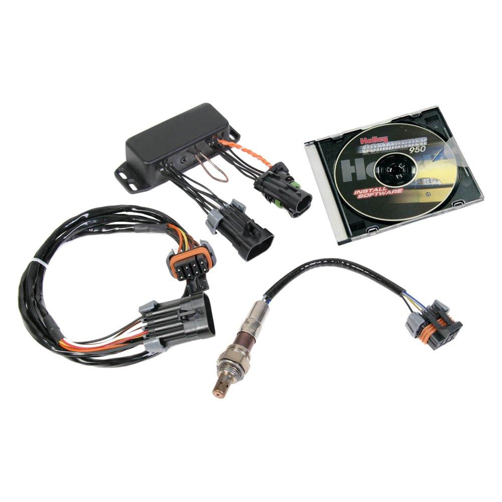 holley 534 188 commander 950 wideband oxygen sensor upgrade. Black Bedroom Furniture Sets. Home Design Ideas