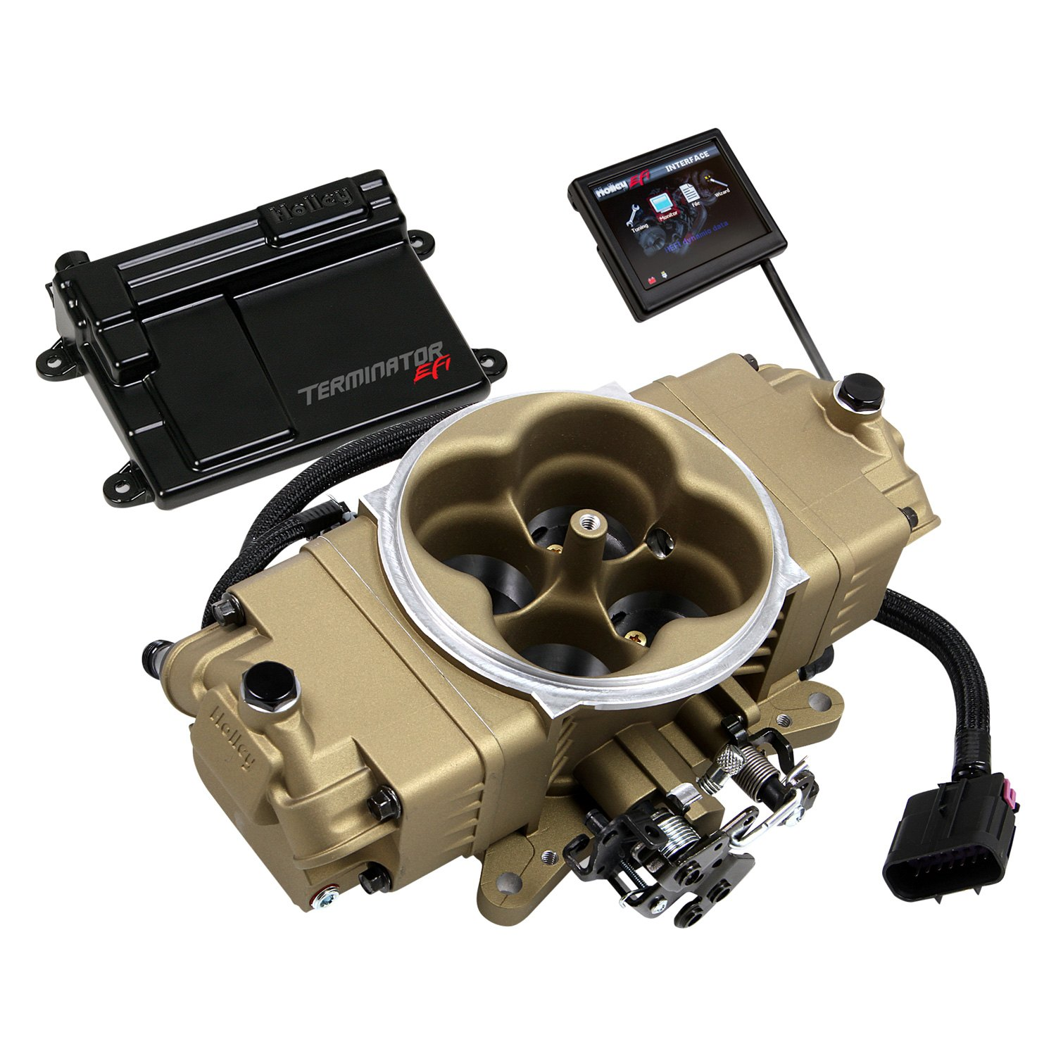 Holley Terminator Stealth Efi Installation Manual Guide
