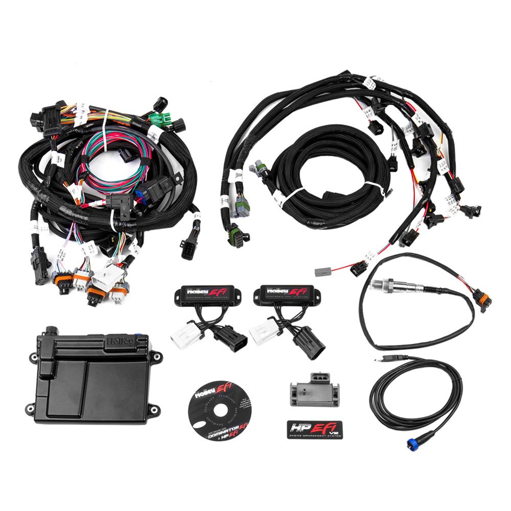 Ford 46 Aftermarket Wiring Harness Manual Of Diagram Q Amp As Atlas 108jd Holley F 150 4 6l 5 4l 1999 Hp Efi Ecu And Kit Rh