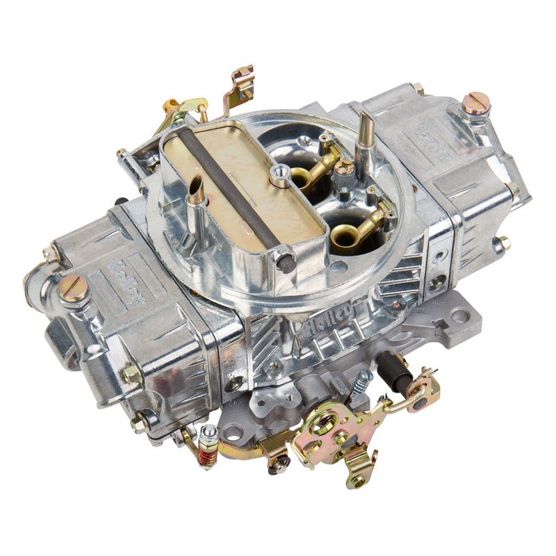 how to clean a holley carburetor