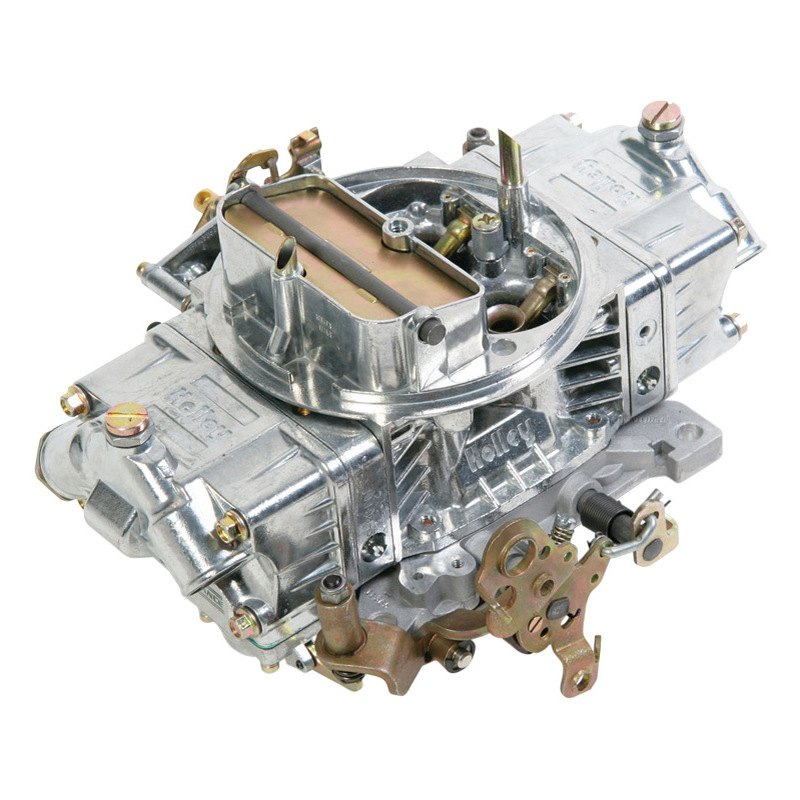 Roots Supercharger Carbs: Specialty Supercharger Double Pumper