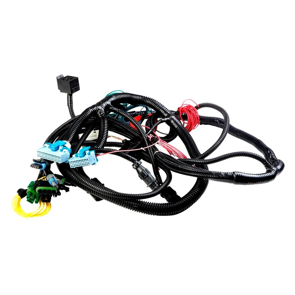 Holley Pro-Jection & Commander 950 Harness Kit