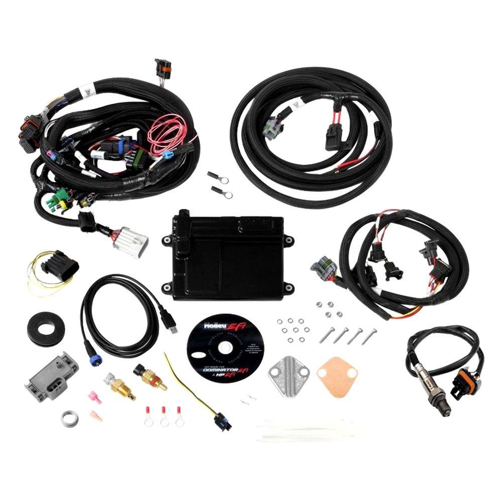 Holley® - HP EFI ECU and Harness Kit