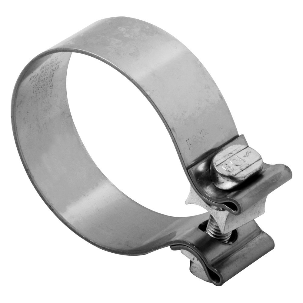 Hooker hkr stainless steel band clamp quot diameter