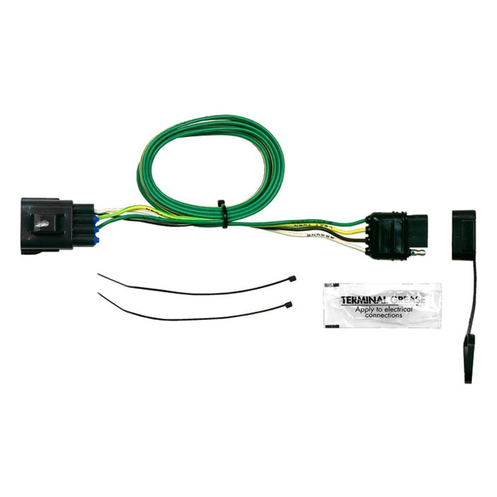 174 mercury mountaineer 2006 2010 in simple 174 towing wiring harness with 4 flat