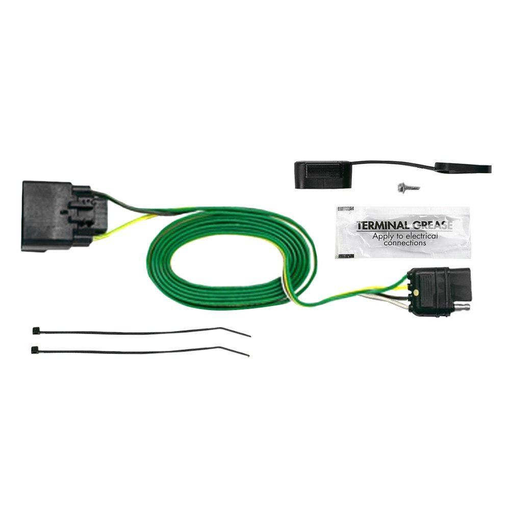 Hopkins Trailer Wiring Adapters New 3ds Australian Release 48205 4wire Flat Connector Vehicle To Shop For Adapter Products With Confidence Athopkins Connectors 4 Wire