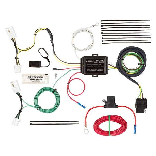 for infiniti fx45 04 06 towing wiring harness hopkins plug. Black Bedroom Furniture Sets. Home Design Ideas