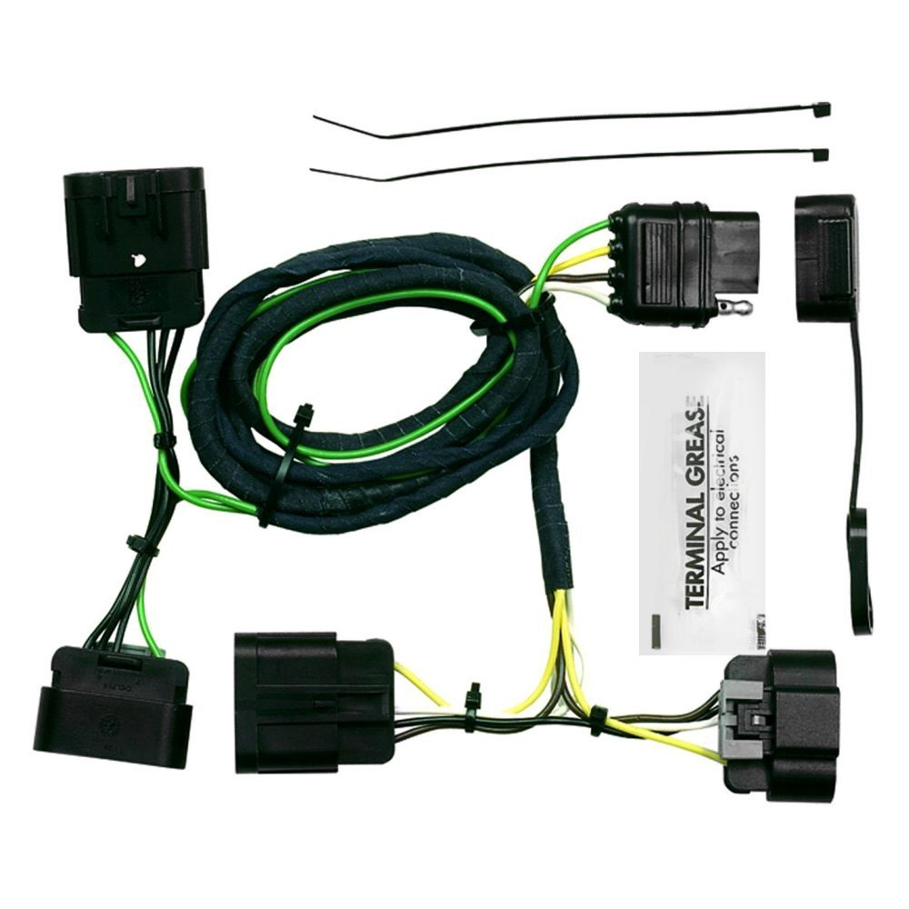 Hopkins Trailer Wiring Harness Diagrams Hoppy Gm Towing U00ae 11141175 Plug In Simple Chevy Truck Diagram Brake