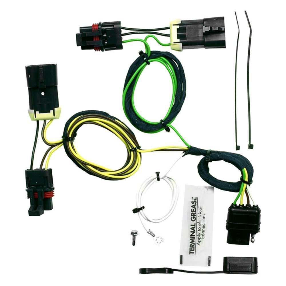 Hopkins Chevy Cobalt 2008 Plug In Simple Towing Wiring Harness Hoppy With 4 Flat
